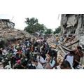 Une victime d'un tremblement de terre sauvée par son téléphone mobile