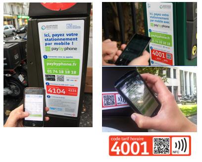 VINCI Park et la ville de Clichy lancent le paiement du stationnement par mobile