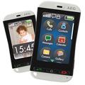 Voxtel M800 d'AEG : un smartphone simple d'utilisation