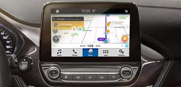 Waze sur iPhone débarque sur les écrans des véhicules Ford