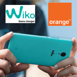 Wiko arrive chez Orange