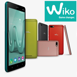 Wiko dévoile sa nouvelle gamme    Sunny, Jerry, Lenny3