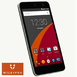 Wileyfox lance deux smartphones Swift et  Storm