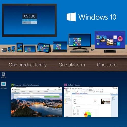 Windows 10 : Microsoft recueille  les données privées  de ses bêta  testeurs