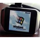 Windows 95 peut fonctionner avec la montre Samsung Gear Live
