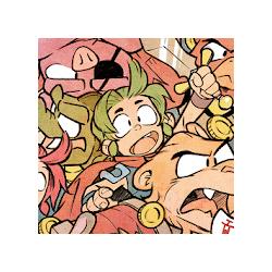 Wonder Boy : The Dragon's Trap arrive sur mobile