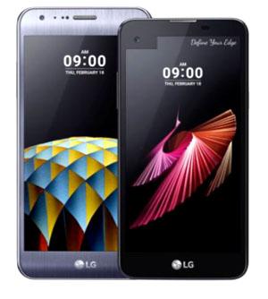X Series : LG lance sa nouvelle série avec les smartphones X Cam et X Screen
