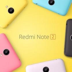 Xiaomi, Redmi Note 2, smartphone, phablette, Android 5.0