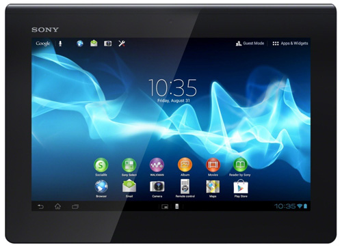 Xperia Tablet S : Sony stoppe les ventes