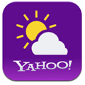 Yahoo! dévoile sa nouvelle application météo pour iPhone : Yahoo! Météo