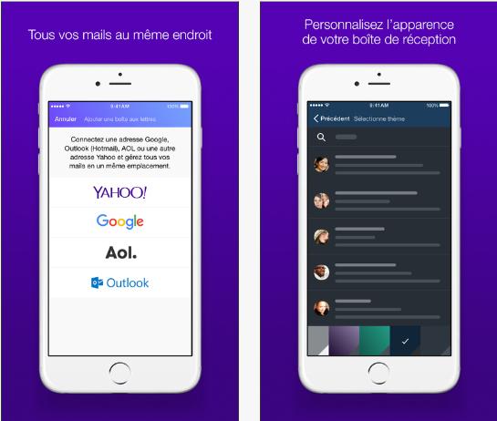 Trouvez Yahoo Aide dans votre région