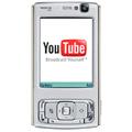 YouTube désormais consultable depuis de nombreux téléphones mobiles