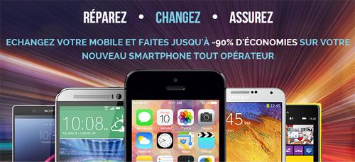 Zen Mobile : une plate-forme e-commerce qui permet d'échanger son ancien mobile