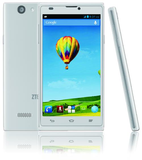 ZTE annonce l'arrivée du smartphone Blade L2