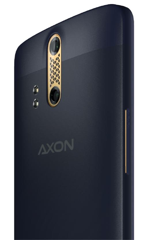 ZTE Axon : le premier smartphone avec un écran antibactérien de Corning