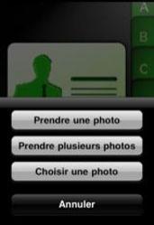 Econtact Pro : stockez vos cartes de visite sur l'iPhone