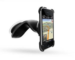 Navigon va commercialiser un support GPS pour l'iPhone 4