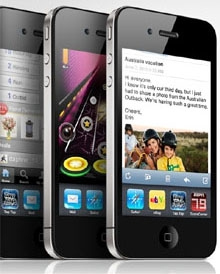L�iPhone 4 sera beaucoup plus v�loce que le 3GS !