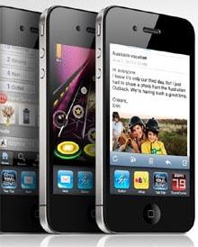 les prix de l 39 iphone 4 sont connus. Black Bedroom Furniture Sets. Home Design Ideas