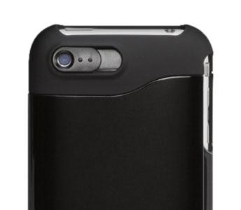 Un étui de protection qui améliore la qualité de l'appareil photo de l'iPhone