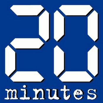 20 minutes : les informations à la carte sur l'iPhone