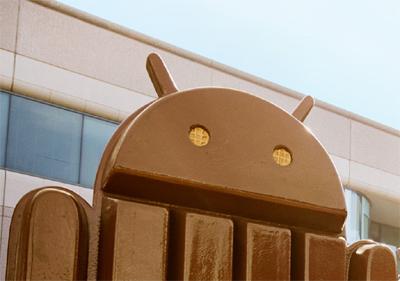 Le nouveau syst�me Android KitKat 4 4