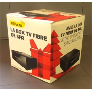 La Box TV Fibre : le tr�s haut d�bit chez SFR avec les services TV by Numericable