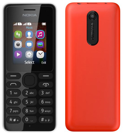 Nokia 108 Double Sim