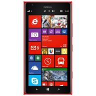 Nokia Lumia 1520 Rouge Mobile nu