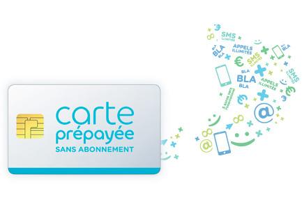 carte prépayée bouygues telecom Recharge Carte prépayée 40€ internationale Bouygues Tele1h45